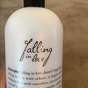 Philosophy Other - Philosophy shampoo, bath & shower gel